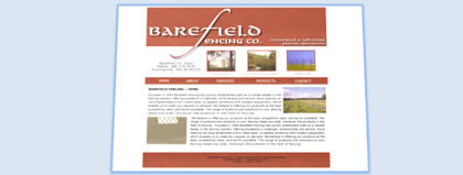 Barefield design proposal